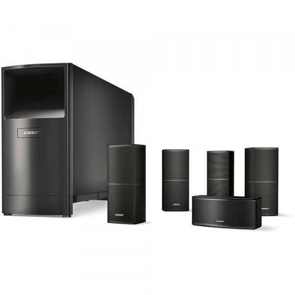 Bose® Acoustimass® 10 V namų kino kolonėlių sistema