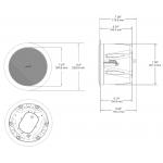 Bose® FreeSpace ® DS 16F garso kolonėlė
