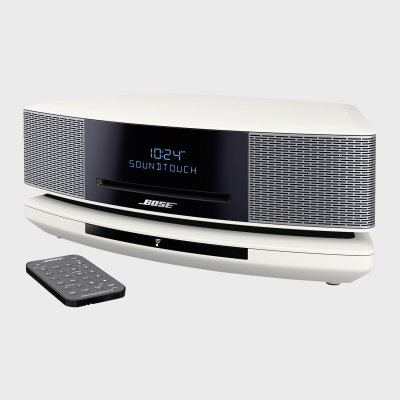 bose wave soundtouch series iv wi fi bluetooth. Black Bedroom Furniture Sets. Home Design Ideas